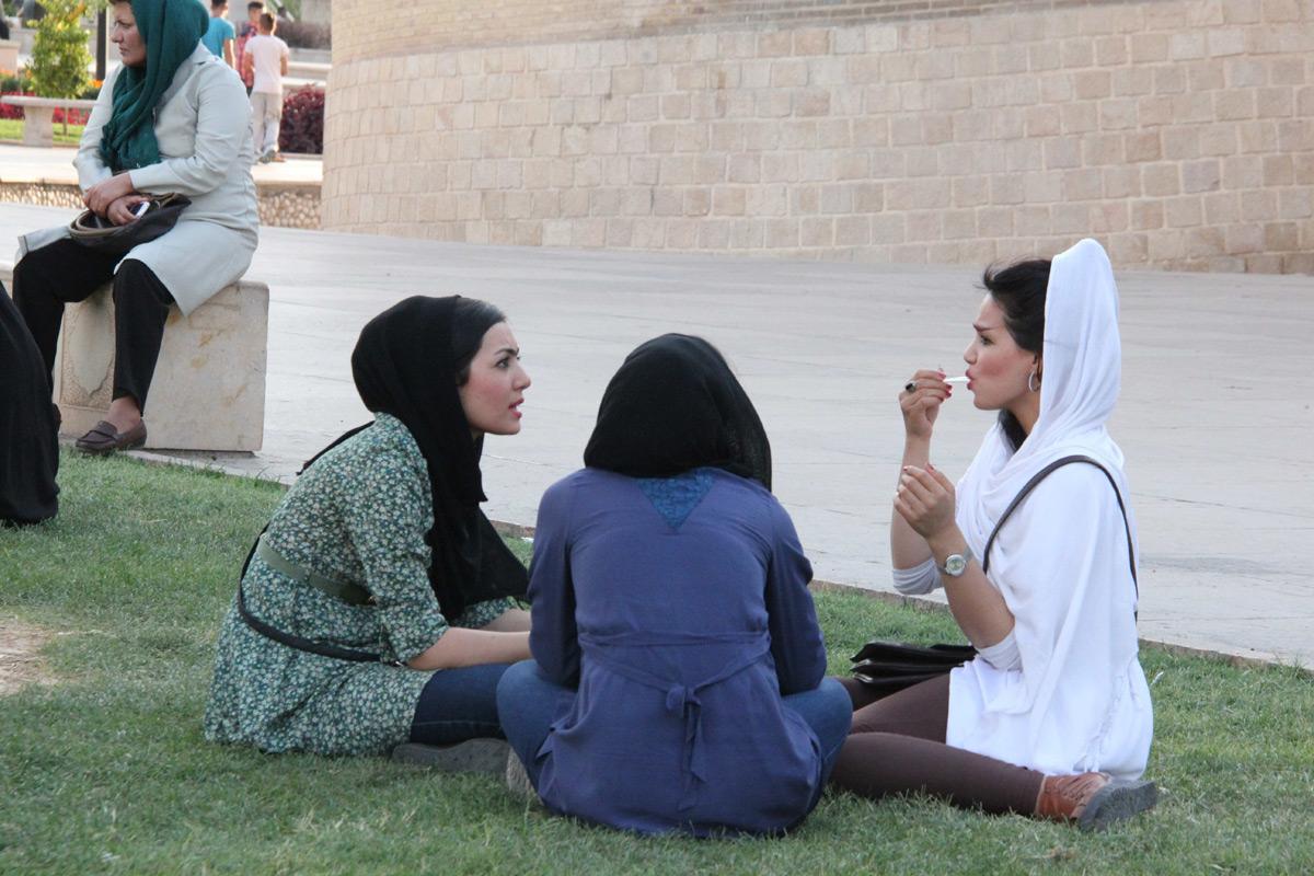 Incontri signore iraniani